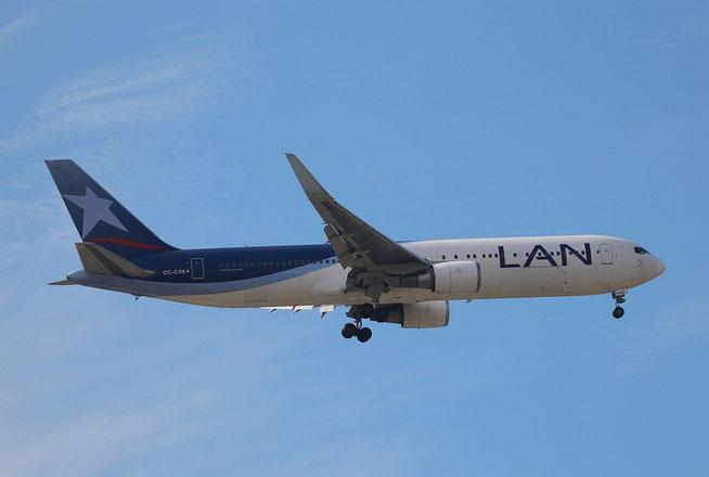 """B 767-316ER  """" CC-CXK """"  LAN Airlines -1"""