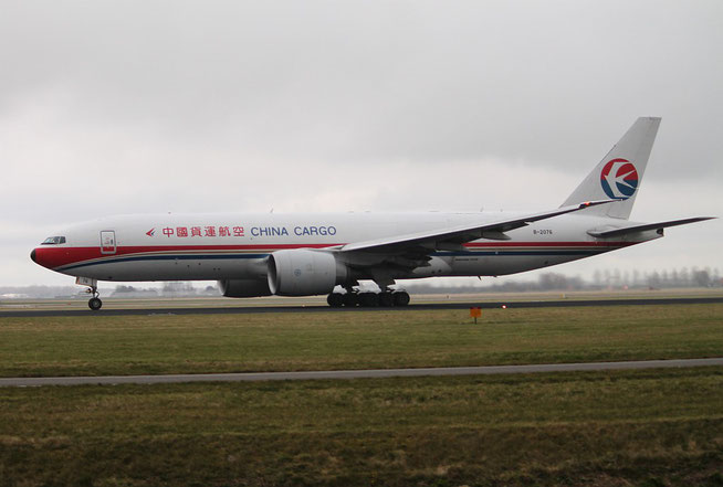 """B 777-F6N """" B-2076 """" China Cargo Airlines -1"""