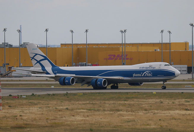 "B 747-8HVF "" VQ-BRH "" Air Bridge Cargo -4"