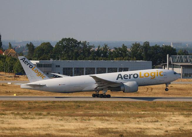 """B777-FZN """" D-AALB """" AeroLogic -4"""