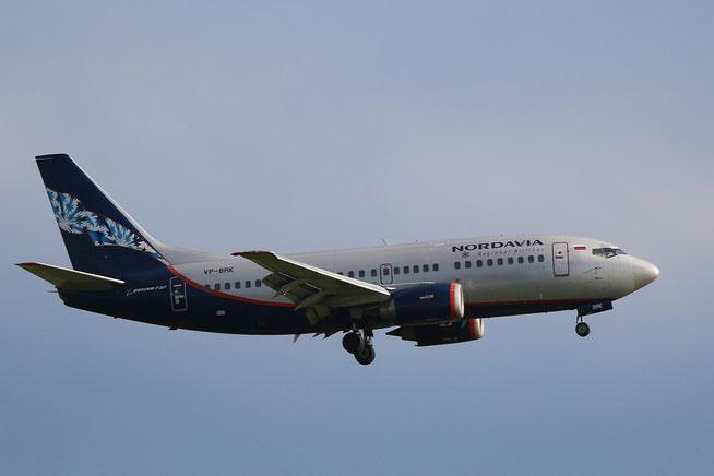 "B 737-5YO "" VP-BRK ""  Nordavia Regional Airlines -1"