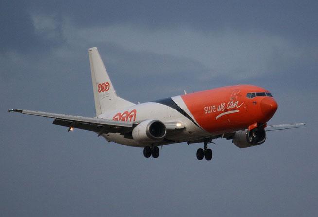 """B 737-45D/BDSF  """"  OO-TNP  """"  TNT Airways -1"""