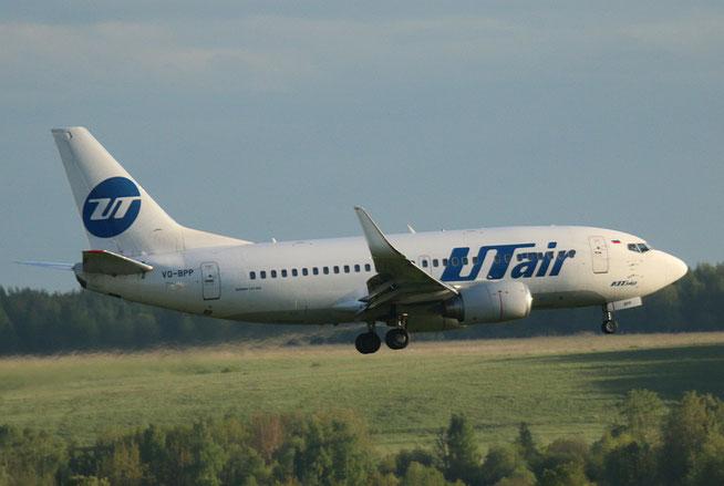 """B 737-306/ER  """" VQ-BBP """"  Utair -1"""