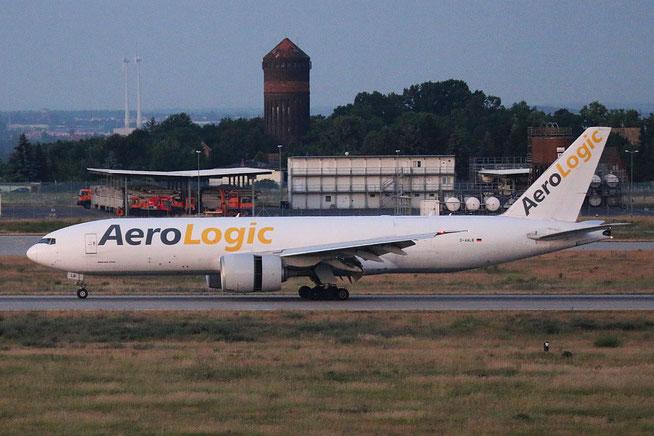 """B777-FZN """" D-AALB """" AeroLogic -3"""