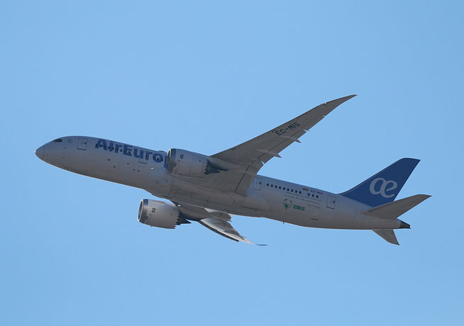 "B 787-8  "" EC-MIG ""  Air Europa -1"