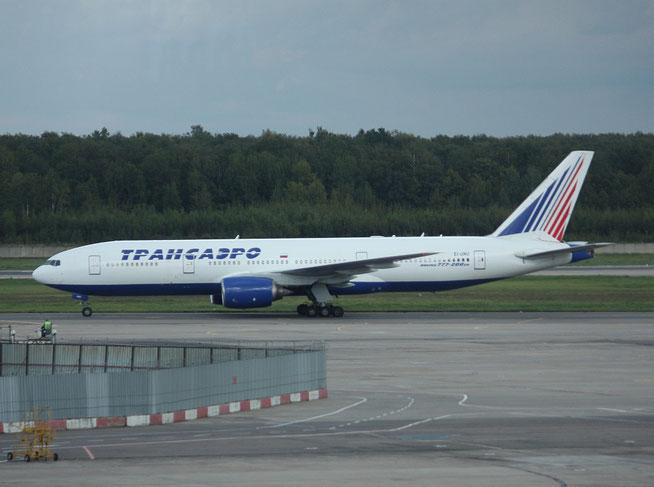 "B 777-212ER "" EI-UNU "" Transaero -1"