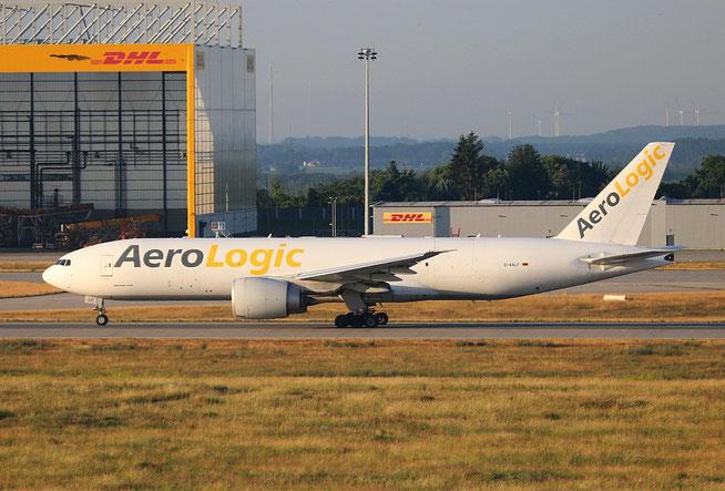 "B777-FZN "" D-AALF "" AeroLogic -6"