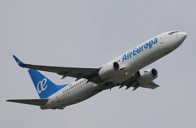 """B 737-85P/W """" EC-LPR """"  Air Europa -4"""