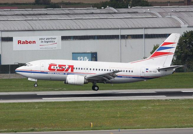 B737 OK-XGD-1