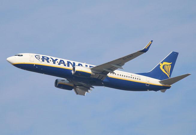 """B 737-8AS (W)  """" EI-ENV """"  Ryanair -2"""