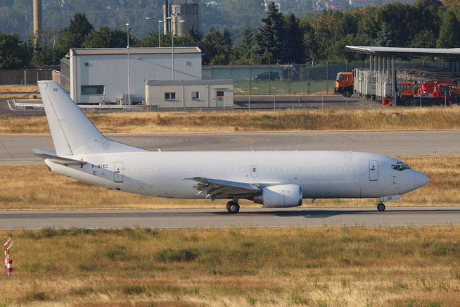 "B 737-38B/SF "" F-GIXC "" ASL Airlines France -1"