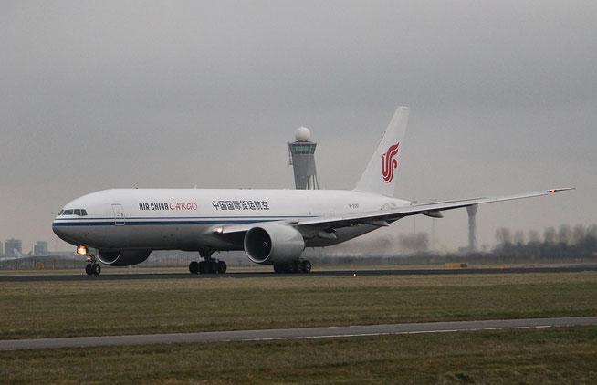 "B 777-FFT  "" B-2097 "" Air China Cargo -1"