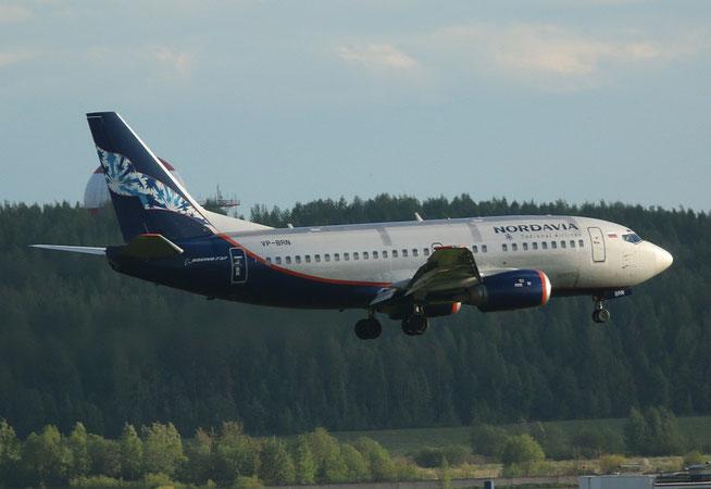 "B 737-5YO "" VP-BRN ""  Nordavia Regional Airlines -1"