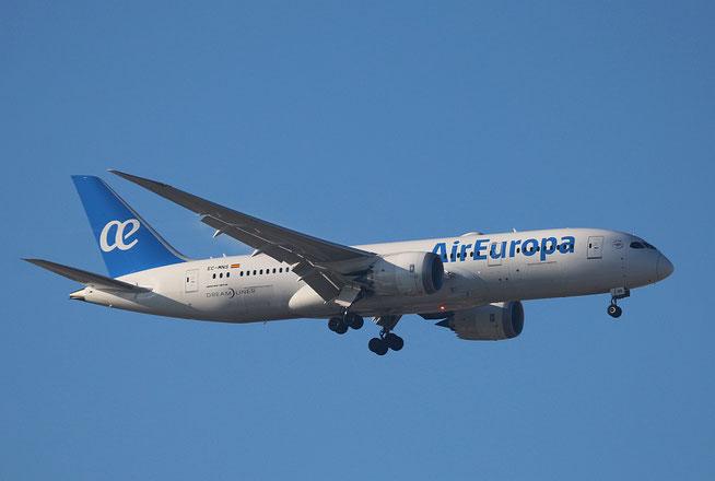 """B 787-8  """" EC-MNS """"  Air Europa -2"""