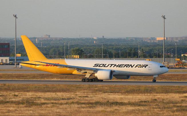 """B777-FZB """" N777SA """" Southern Air -1"""