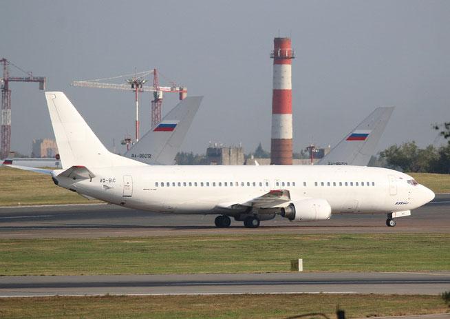 """B 737-45S """" VQ-BIC """" UTair -1"""