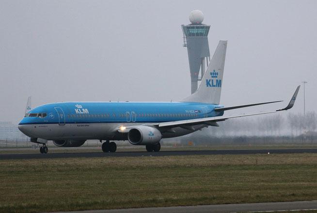 "B 737-8K2(W)  "" PH-BCA ""  KLM-1"