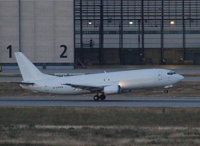 "B 737-4Q8(F)  "" EI-STP ""  ASL Airlines Ireland -1"