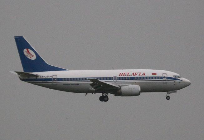 "B 737-505  "" EW-294PA ""  Belavia -1"