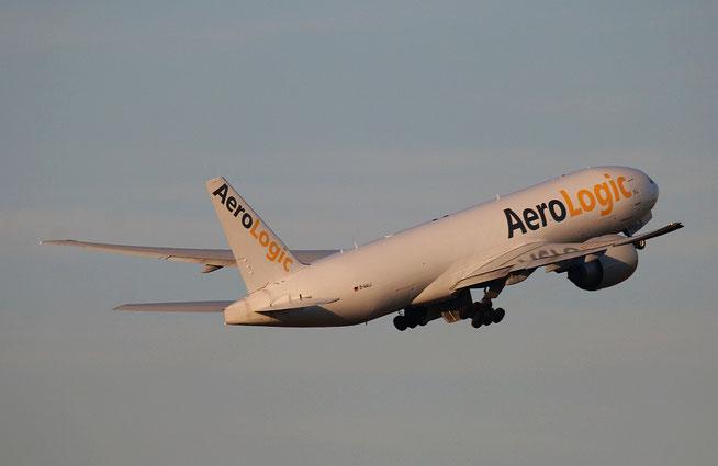 "B777-F6N "" D-AALJ "" AeroLogic -4"