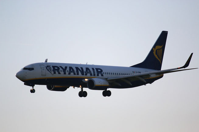 "B 737-8AS (W)  "" EI-ENB ""  Ryanair -1"