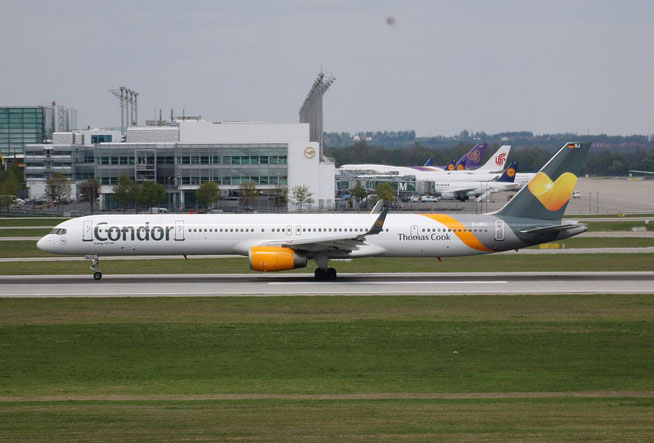 "B 757-330 "" D-ABOJ "" Condor -3"