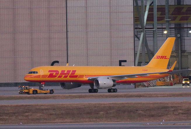"B 757-223PCF(WL) "" G-DHKP "" DHL Air -2"