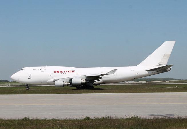 """B 747-4B5(BCF)  """" N539BC """"  Kalitta Air -1"""