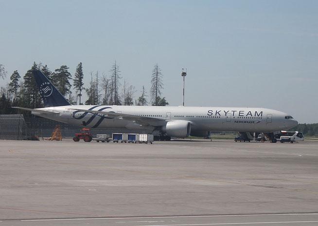 """B 777-M0ER   """" VQ-BQG """"   Aeroflot -2"""