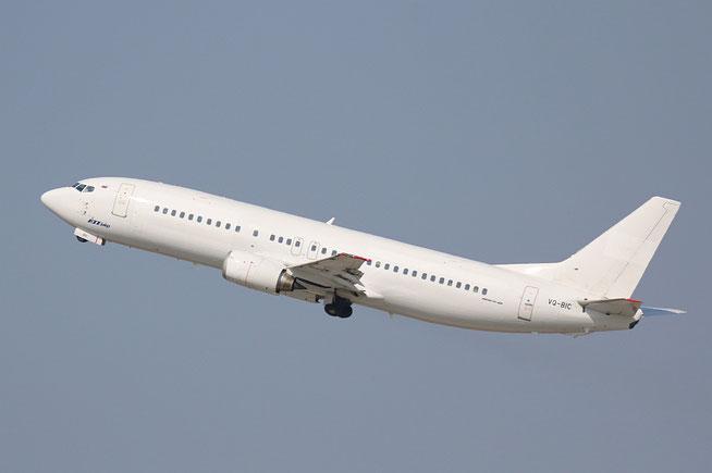 """B 737-45S """" VQ-BIC """" UTair -2"""