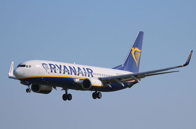 "B 737-8AS (W)  "" EI-FTM ""  Ryanair -1"