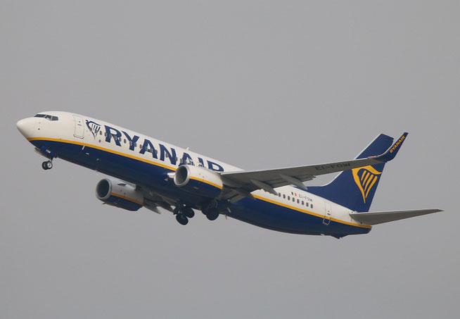 """B 737-8AS (W)  """" EI-FOW """"  Ryanair -2"""