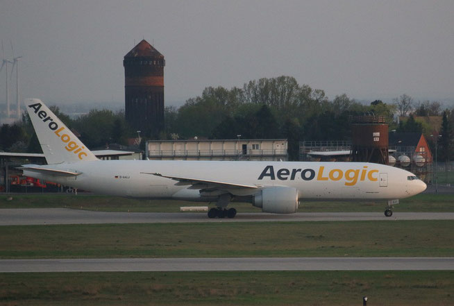 "B777-F6N "" D-AALJ "" AeroLogic -1"