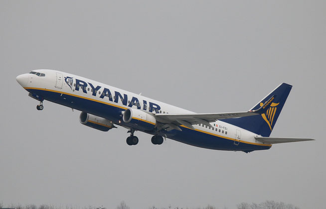 "B 737-8AS (W)  "" EI-FEI ""  Ryanair -2"