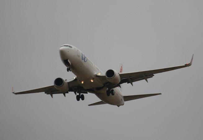 """B 737-86Q  """" EC-III """"  Air Europa -3"""