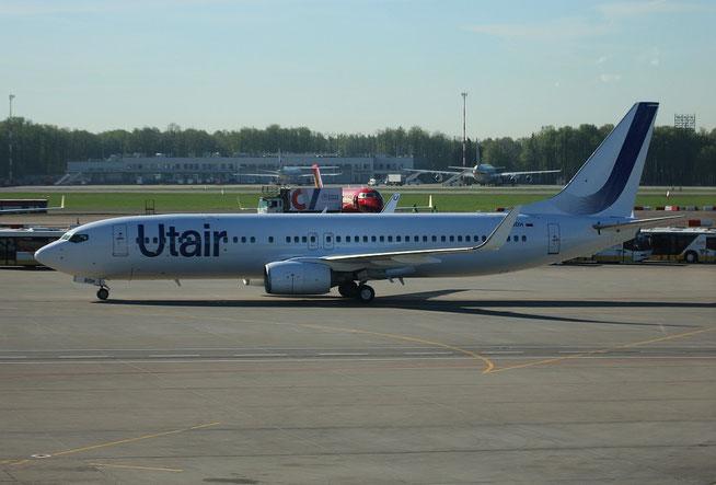 """B 737-8S3(WL)  """"  VQ-BDH  """"  UTair -1"""