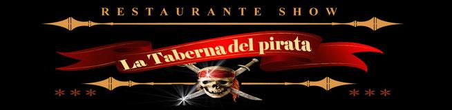restaurante temático conil pirata