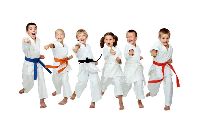 Karate Kinder Hechingen