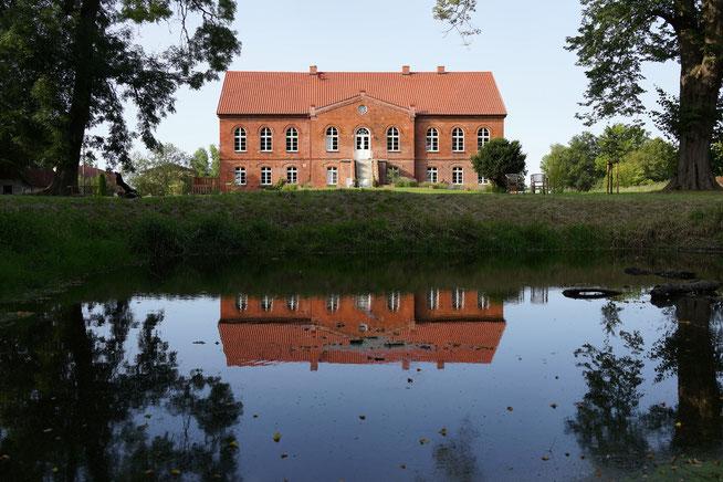 Mein 30. Geburtstag! Unser Wochenende im wunderschönen Kranich Hotel in Hessenburg (Mecklenburg-Vorpommern) mit Fahrradfahren, Bodden und Ostsee.