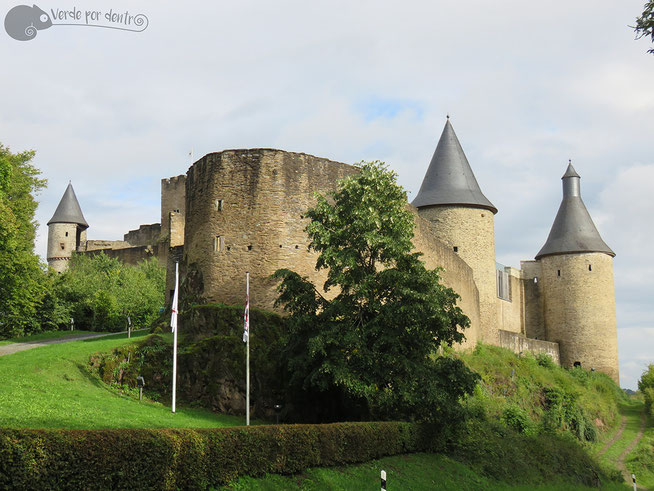 Castillo de Bourscheid.