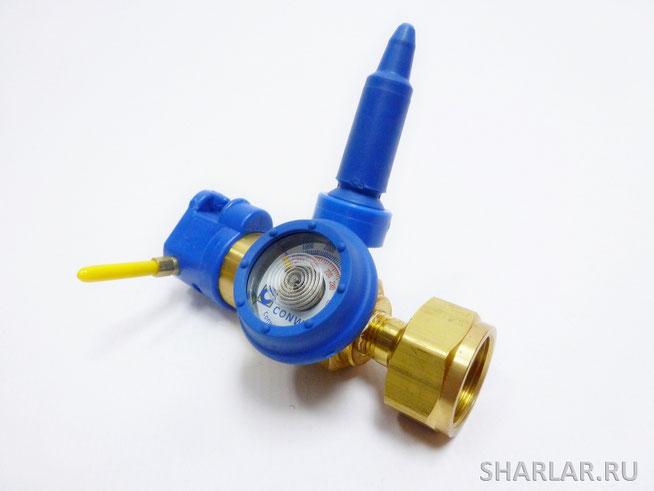 редуктор CONWIN 81450 для надувания воздушных шаров гелием