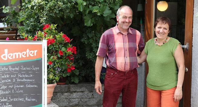 Christoph Simpfendörfer und Dorothea Reyer-Simpfendörfer