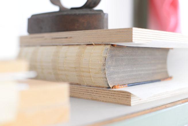Buch kaputt reparieren Kiel Rücken