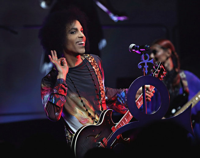 The Artist (Formerly Known As Prince) - bootleg-rainbow
