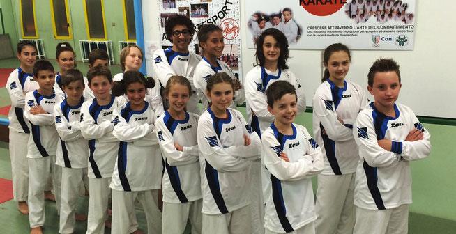 Squadra agonistica 2014/15