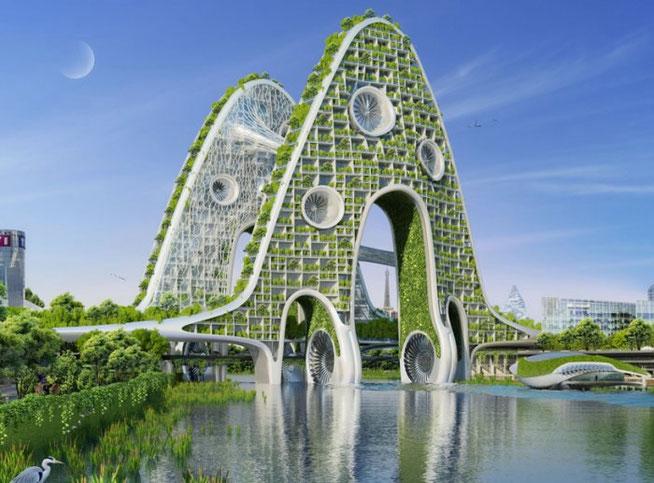 Архитектура утопий или человеческий самообман