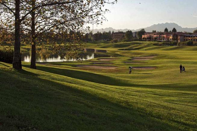 Golfreise Italien Golfpaket Golf Ferien Reisen Golfhotel Städtereise Geheimtip authentisch preiswert Mailand