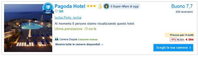 hotel terme ischia