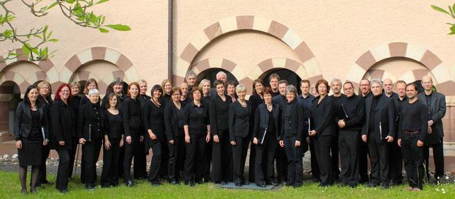 Das Bonner Vokalensemble, 2013. Foto: Bonner Vokalensemble