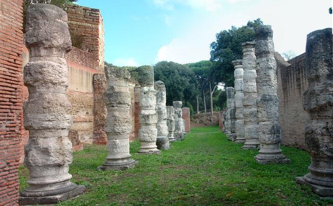 Area archeologica del Porto di Traiano, Fiumicino